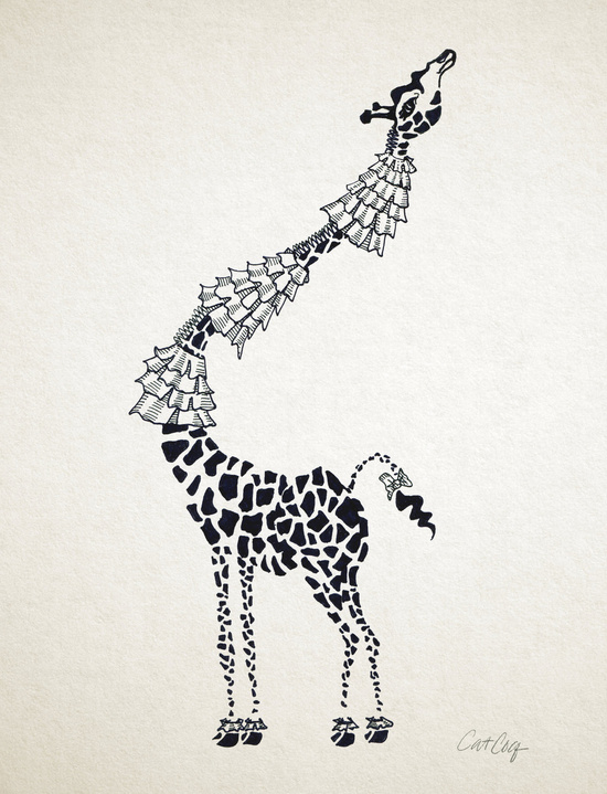 Giraffe available  here .