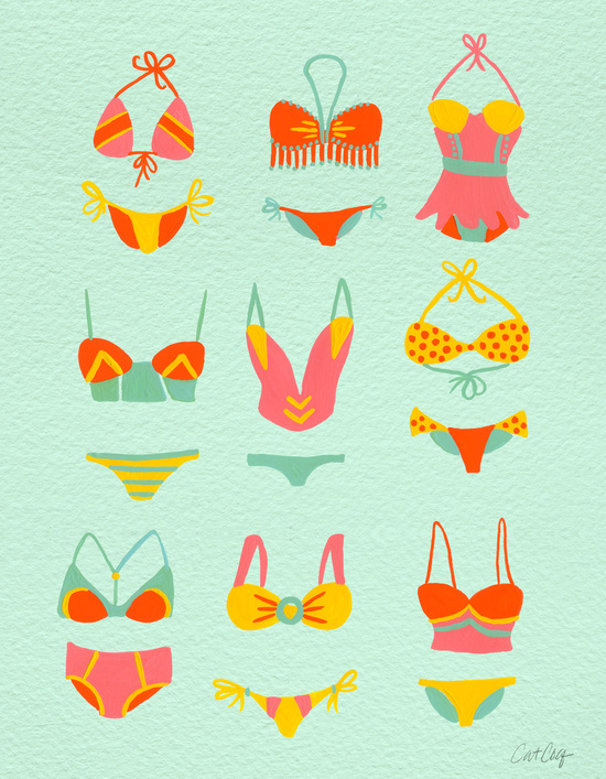 Bikini Collection available  here .