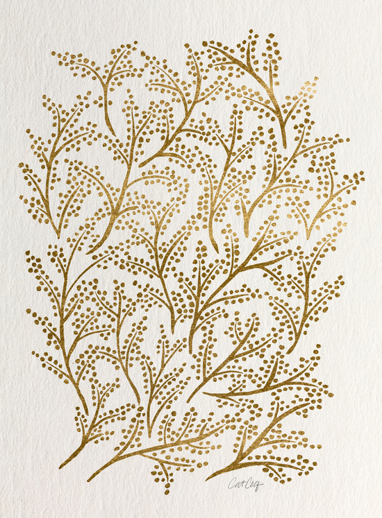 Gold Branches available  here