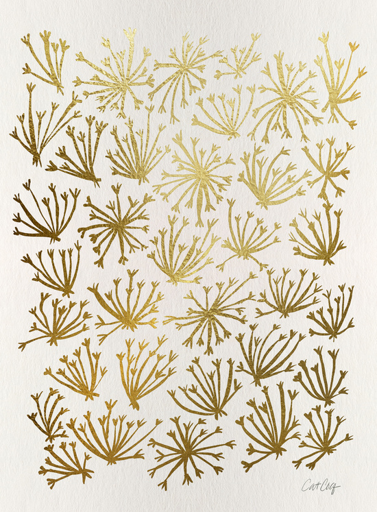 Queen Anne's Lace #2 available  here .