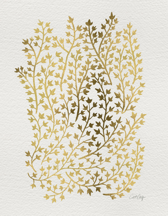 Gold Ivy available  here .