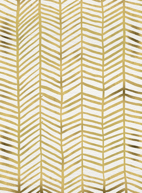 Gold Herringbone available  here .