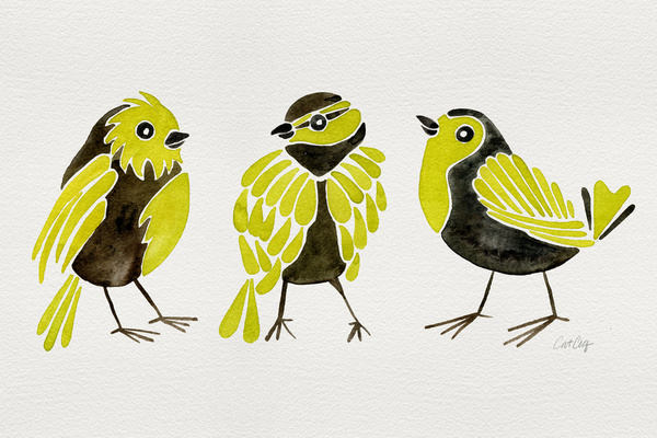 Goldfinches available  here .