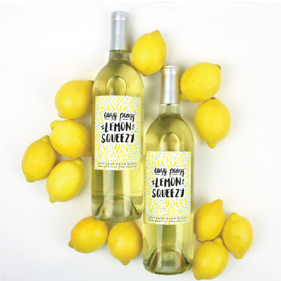 Wine Packaging: Easy Peasy Lemon Squeezy