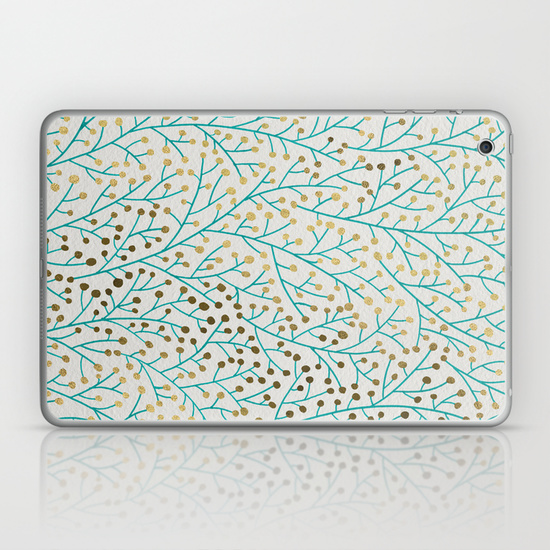 Berry Branches  •  iPad case $20–$30