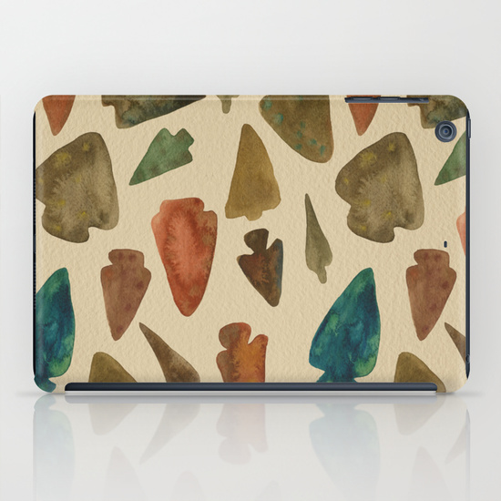 Arrowheads  •  iPad case $60