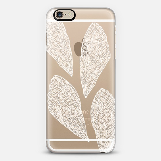 White Cicada Wings   •  phone case $40