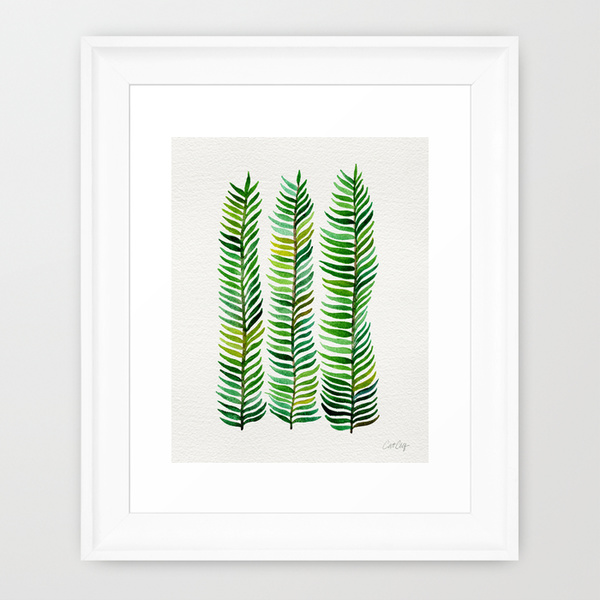 Seaweed   •  framed art print $35–$135