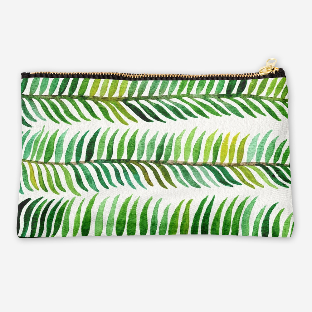 Seaweed Stems   •  studio pouch $22–$24