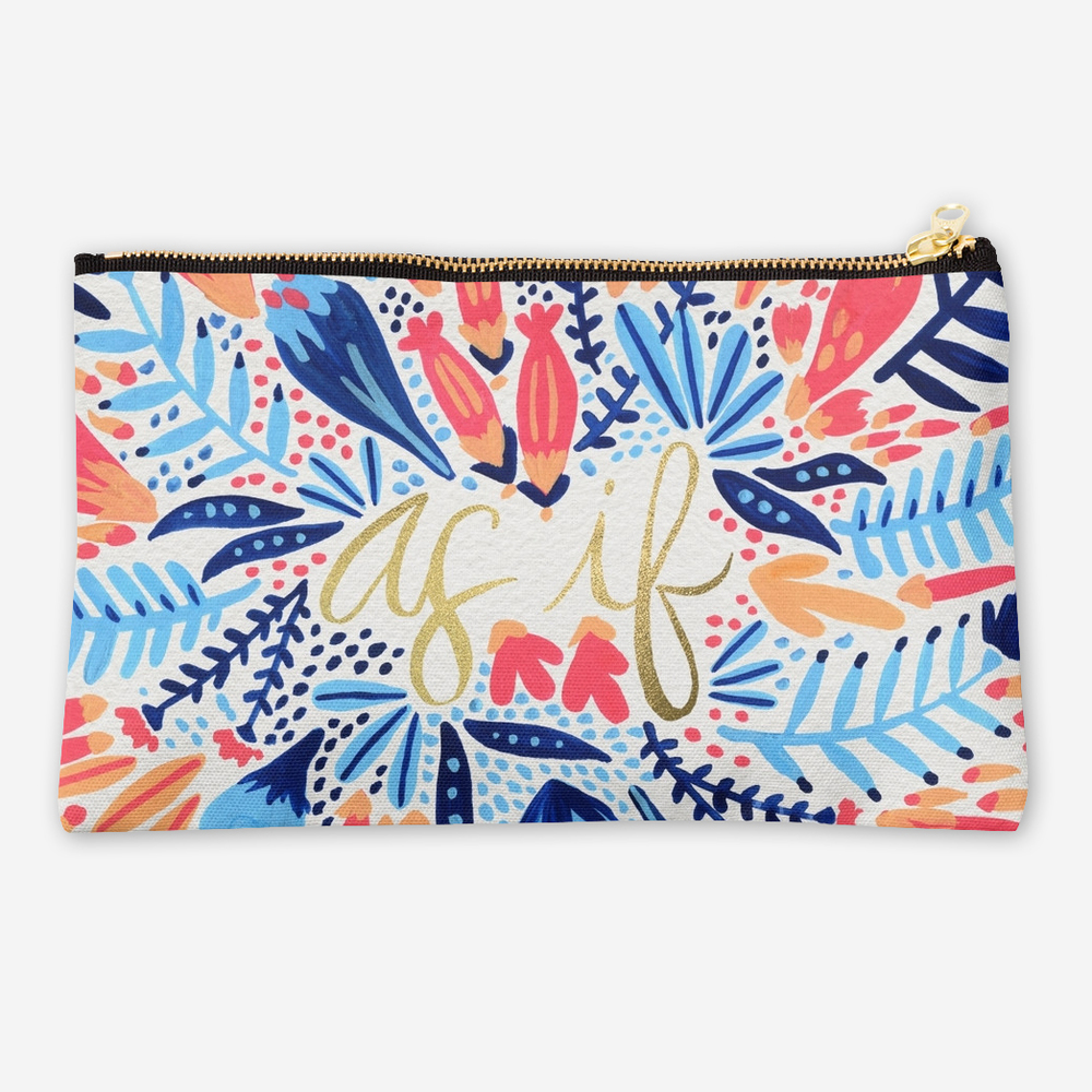 As If   •  studio pouch $24–$26