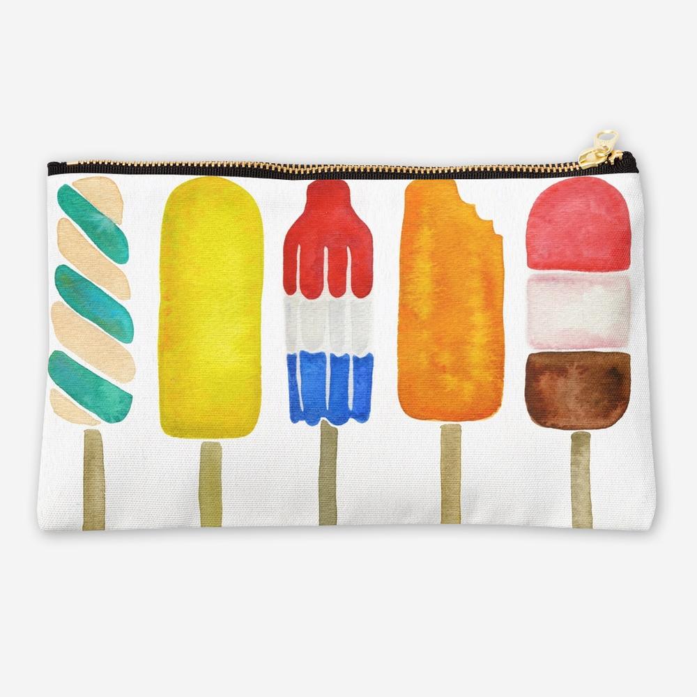 Popsicles • studio pouch $24–$26
