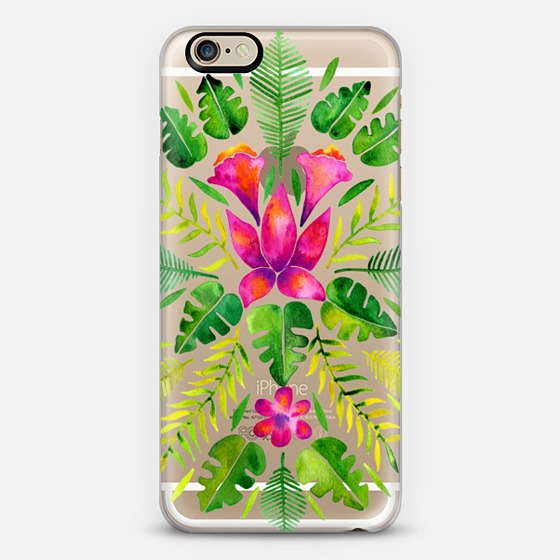 Tropical Mandala   •  phone case $40