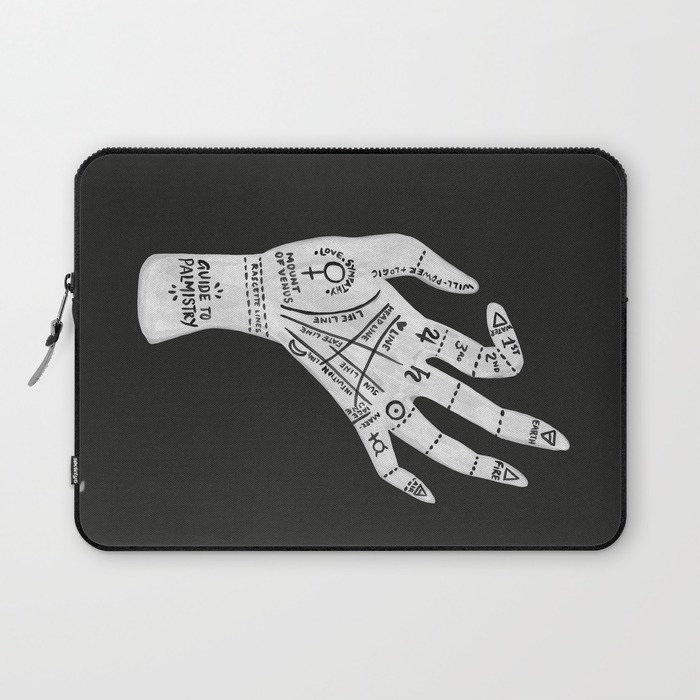 Palmistry   •  laptop sleeve $36–$39