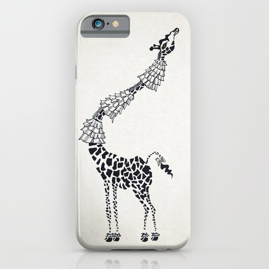 Giraffe  •  phone case $35