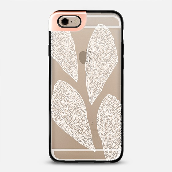 White Cicada Wings  •  phone case $50