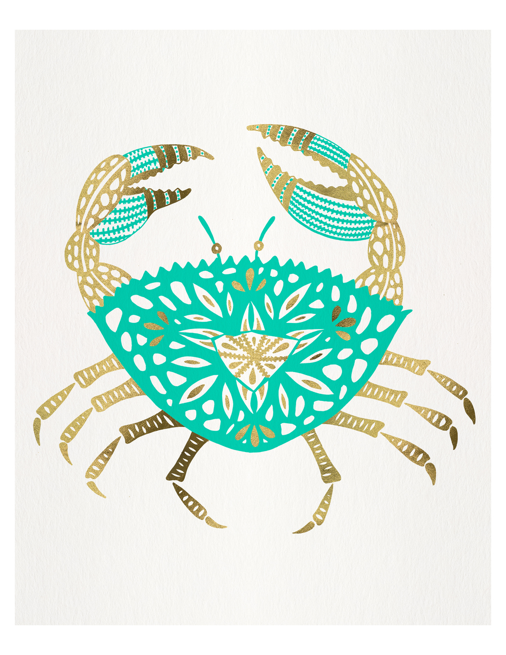 Crab available  here .
