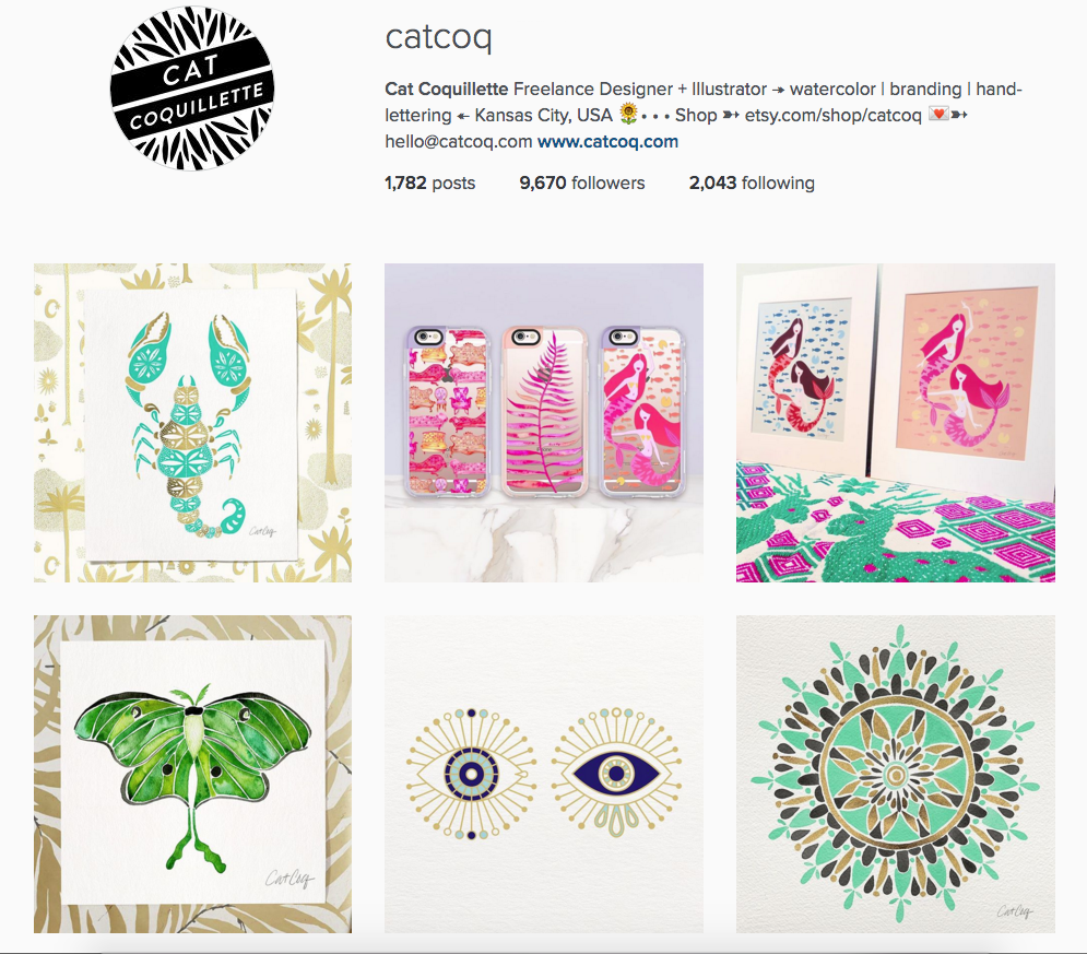 real talk my interview society6 catcoq s6 what s your best advice for growing instagram followers