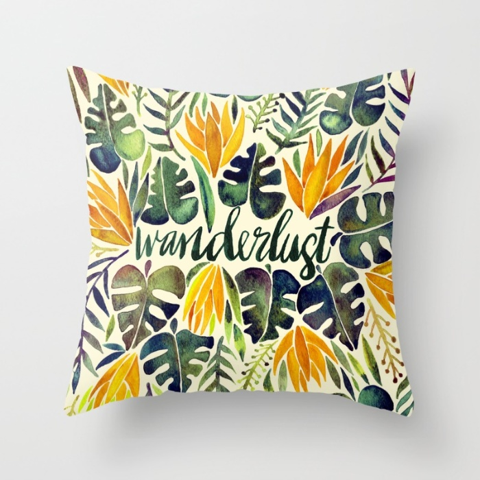 Tropical Wanderlust   •  Society6