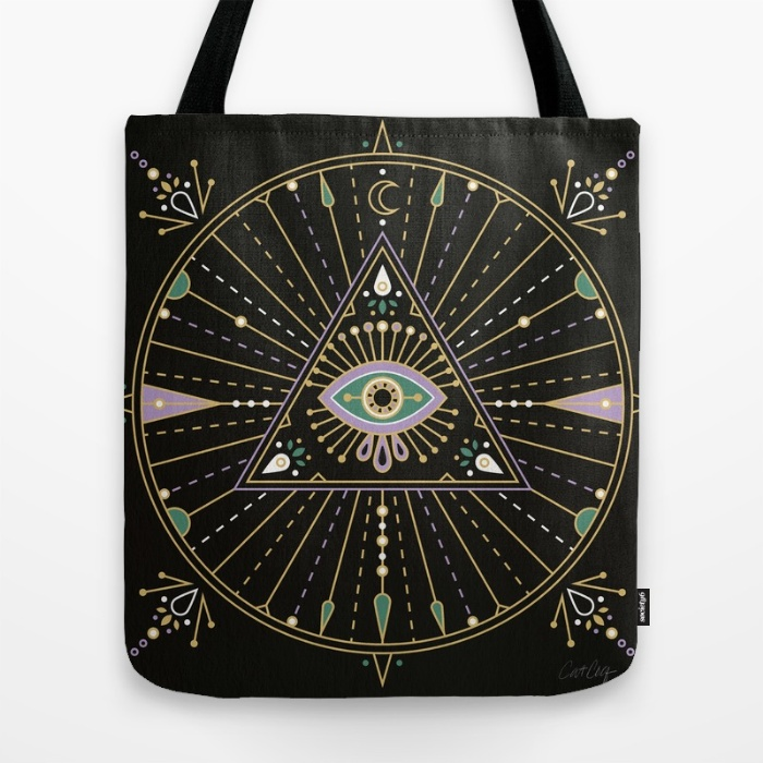 Tote bag available  here .