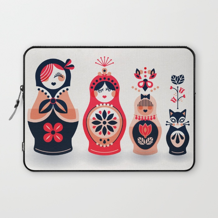 Laptop Sleeve available here.