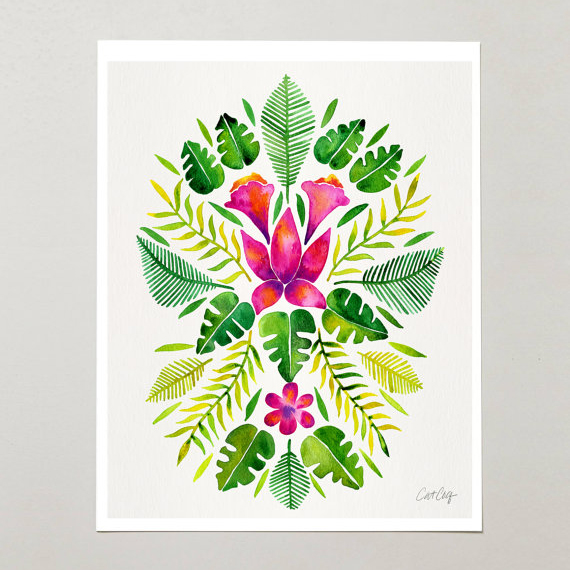 Tropical Symmetry   •  $15