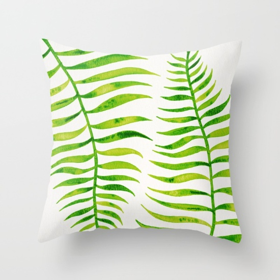 Throw Pillow  •  $20–$35