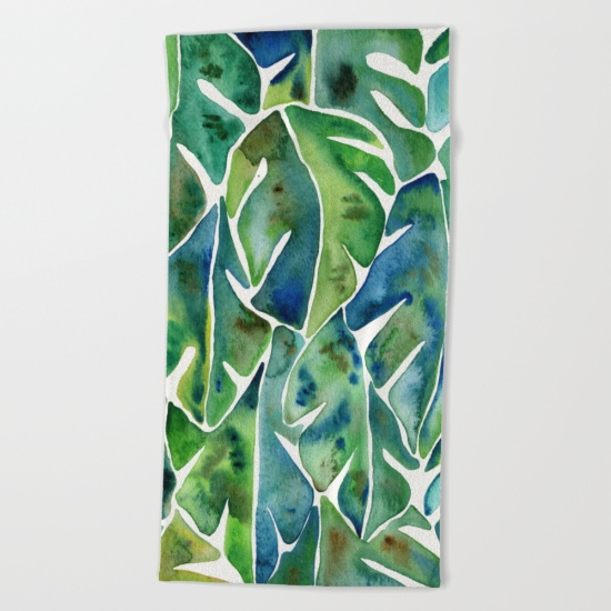 Beach Towel  •  $38c