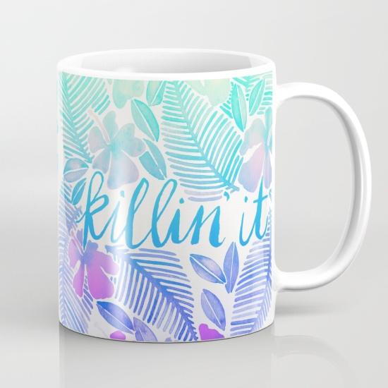 Killin' It • mug $15–$18