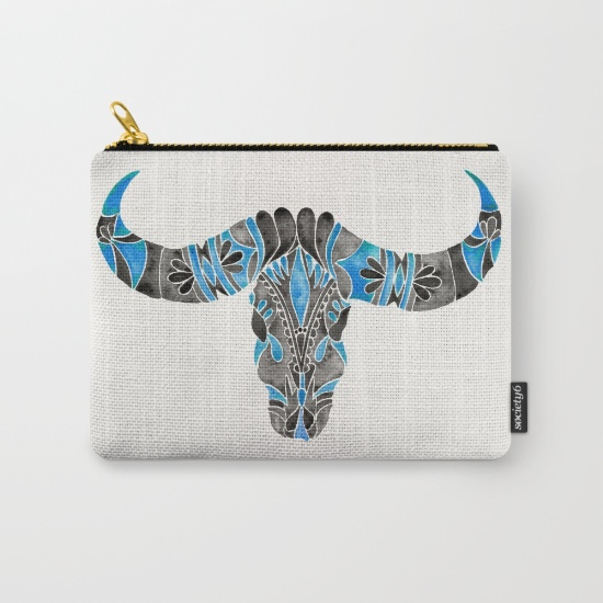 Water Buffalo   •  carry-all pouch $14–$24