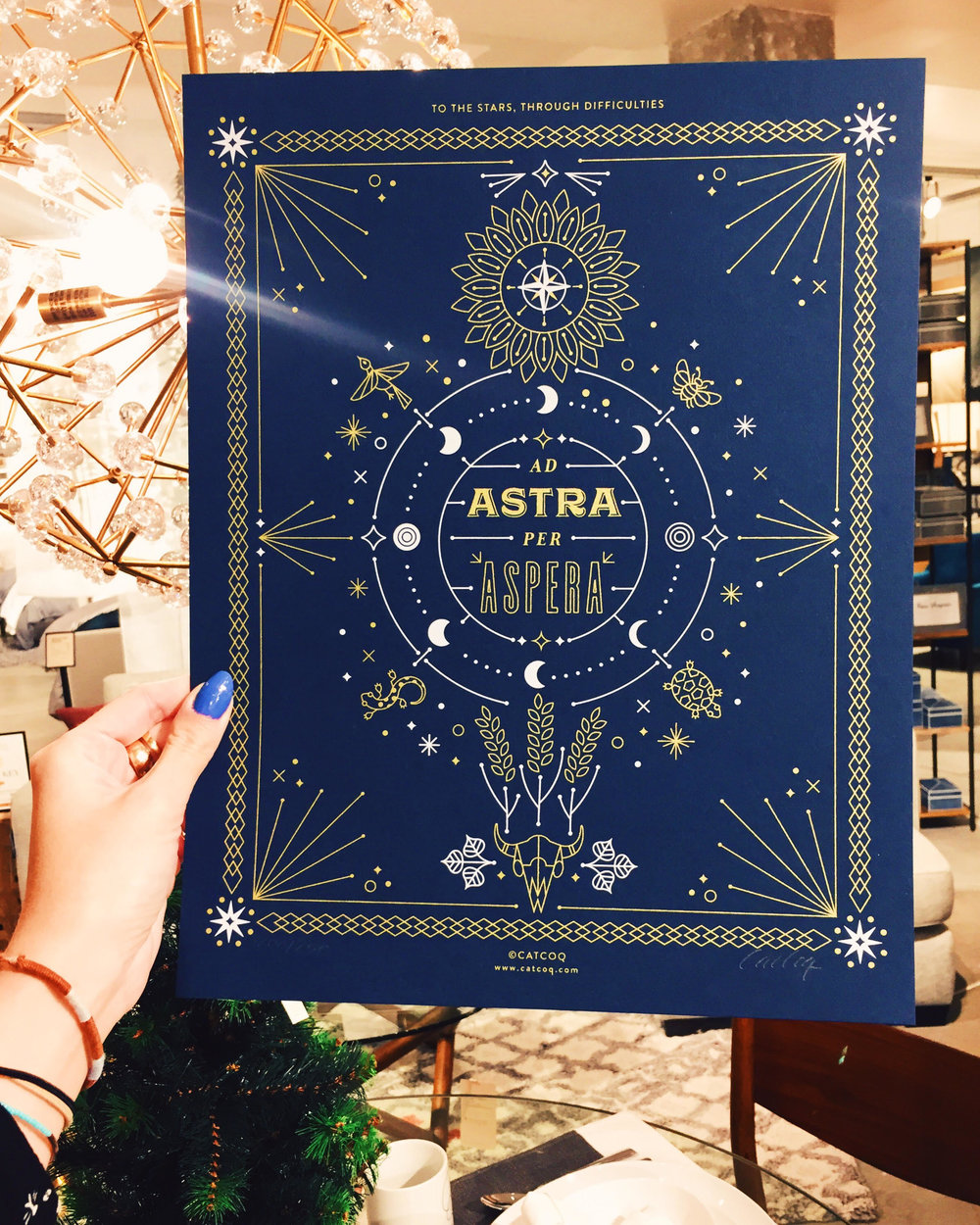 Ad Astra Per Aspera available  here .