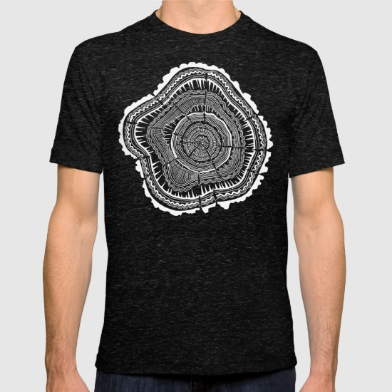 tree-rings--white-ink-on-kraft-tshirts.jpg