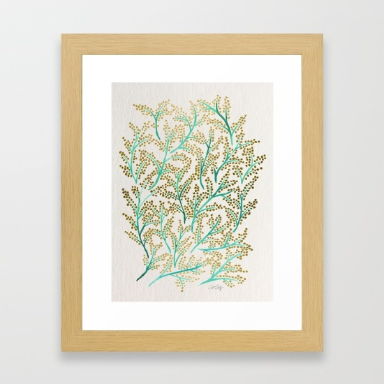 Framed Art Print  •  $18–$135