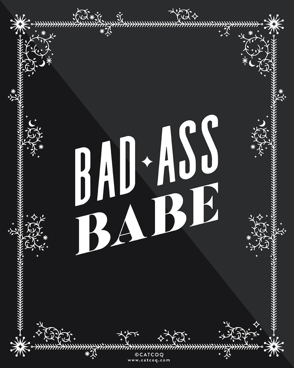 BadAssBabe-artprint.jpg