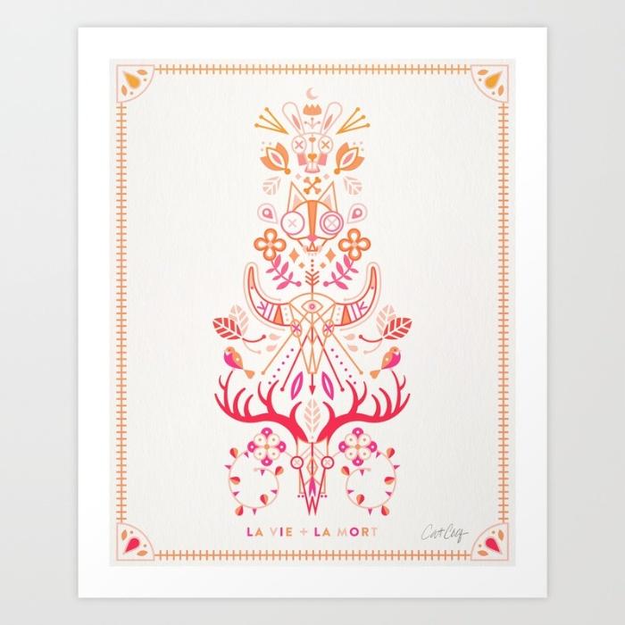 la-vie-la-mort-pink-orange-ombre-prints.jpg