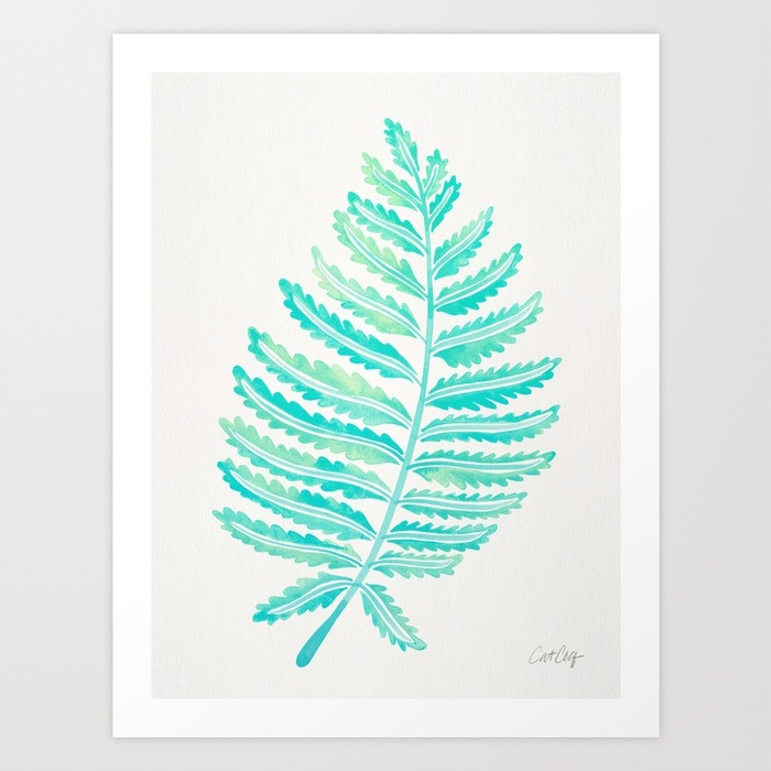 fern-leaf-turquoise-palette-prints.jpg