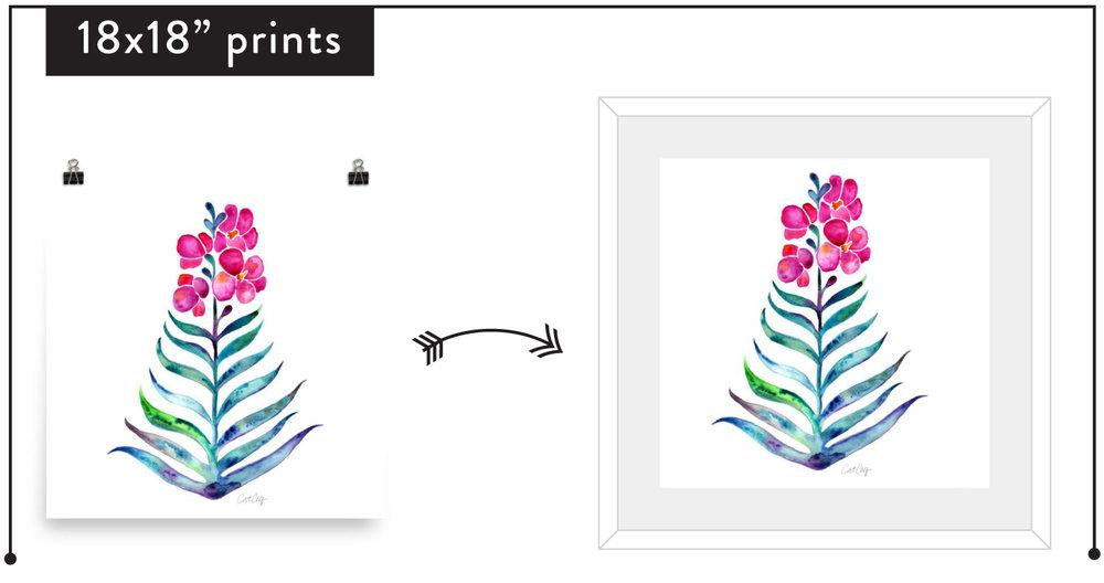 Tips for Framing Artwork – Choosing Frames, Matting, and Sizes for ...