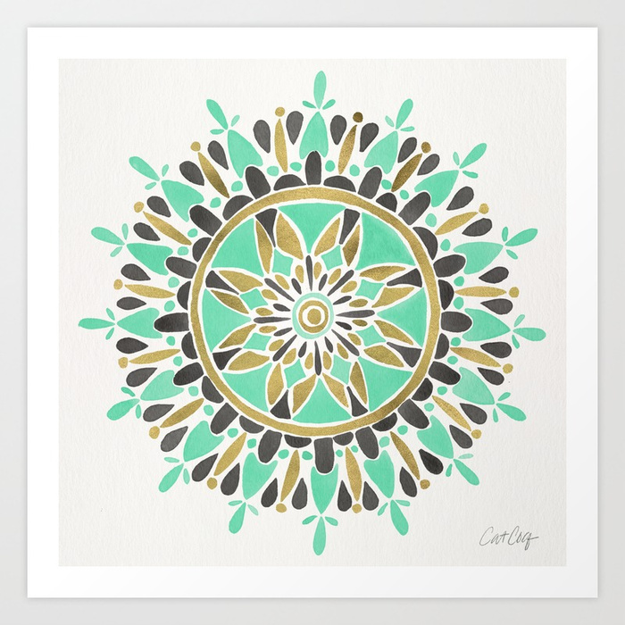 mint--gold-mandala-prints.jpg