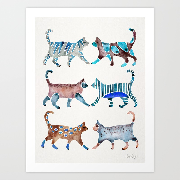 cat-collection--blue--brown-palette-hw7-prints.jpg