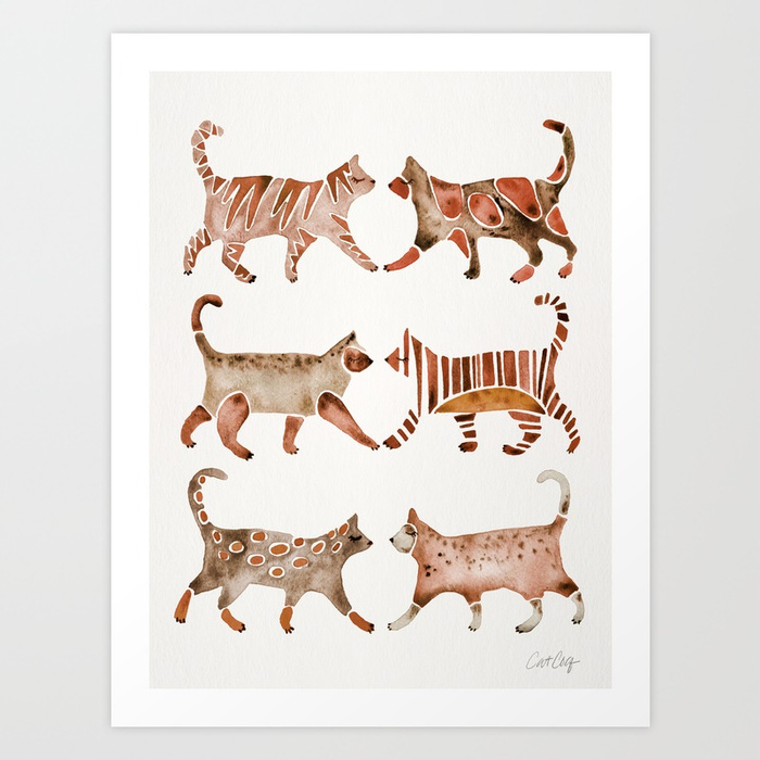 cat-collection-sepia-palette-prints.jpg