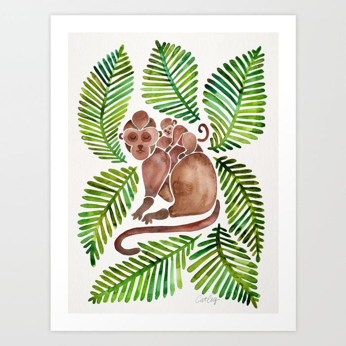 monkey-cuddles-tropical-green-prints.jpg