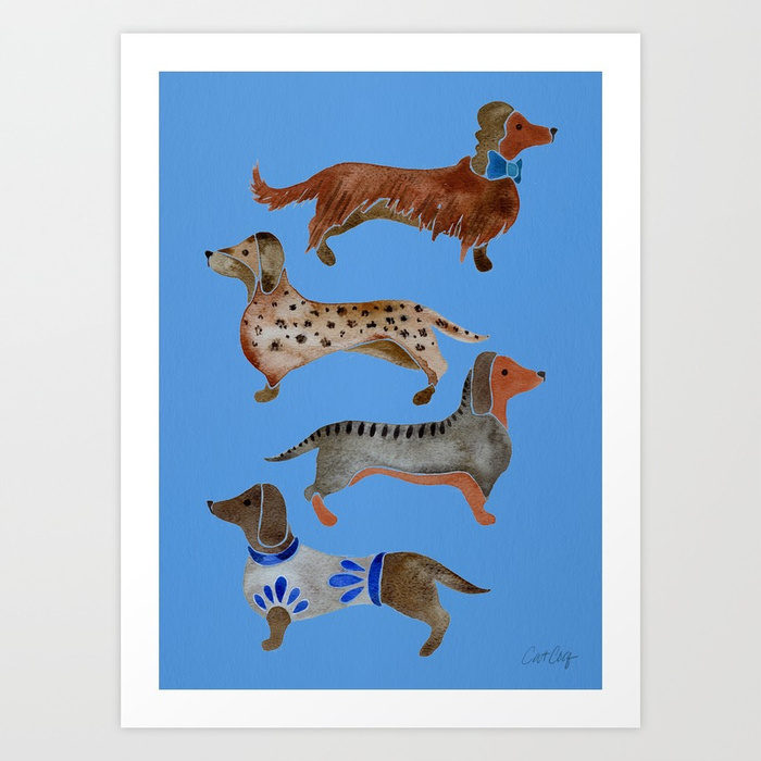 dachshunds-cornflower-blue-palette-prints.jpg