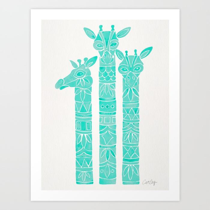 giraffes-turquoise-palette-prints.jpg