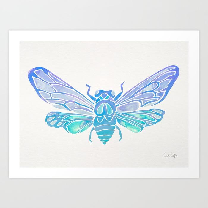 summer-cicada-blue-ombre-palette-prints.jpg