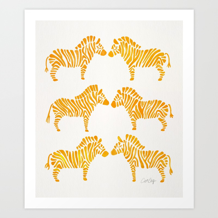 zebras-yellow-palette-prints.jpg