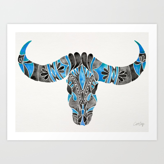 water-buffalo-skull--black--blue-7p7-prints.jpg