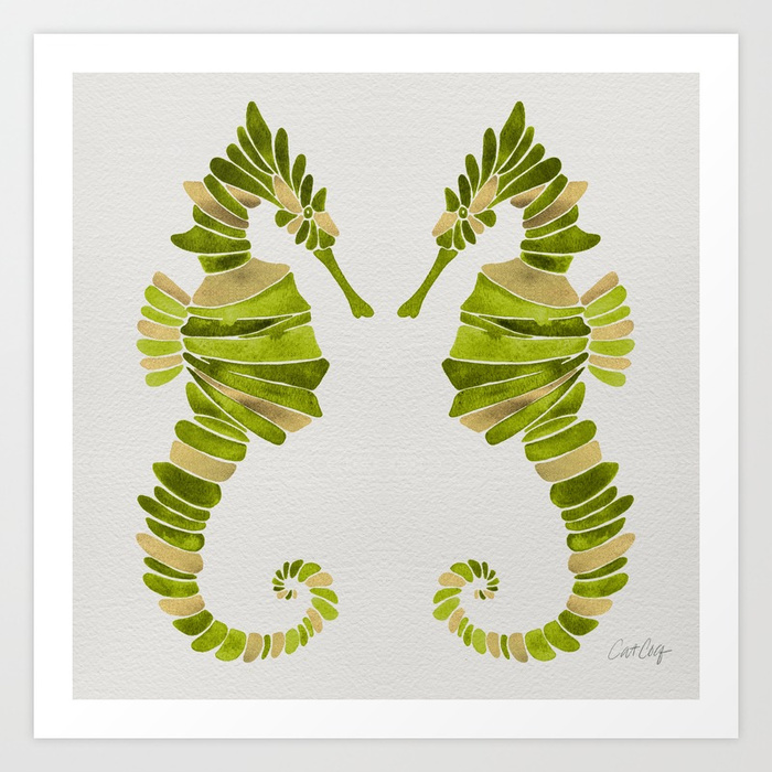 seahorse--lime--gold-prints.jpg