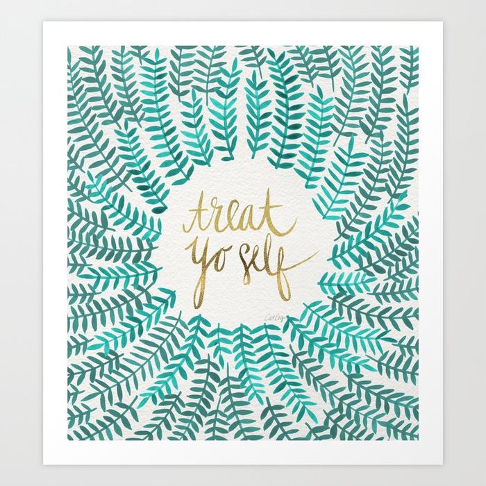 treat-yo-self--gold--turquoise-prints.jpg