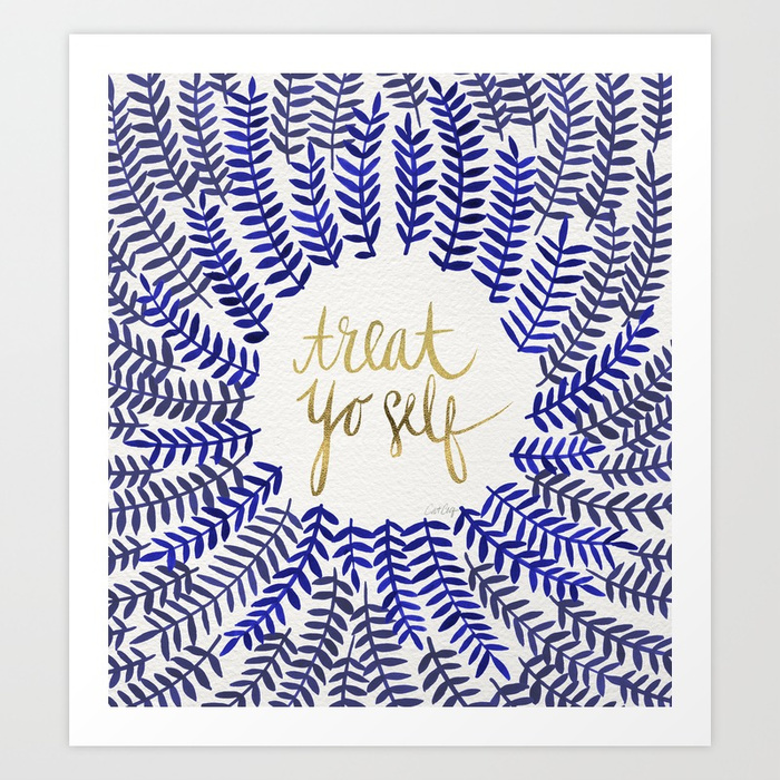treat-yo-self--gold--navy-prints.jpg