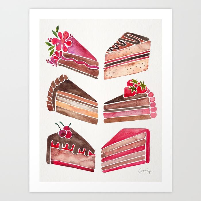 cake-slices-pink-brown-palette-prints.jpg