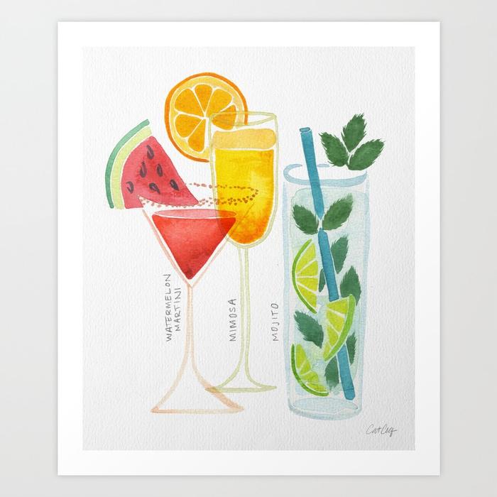 summer-cocktail-trio-prints.jpg